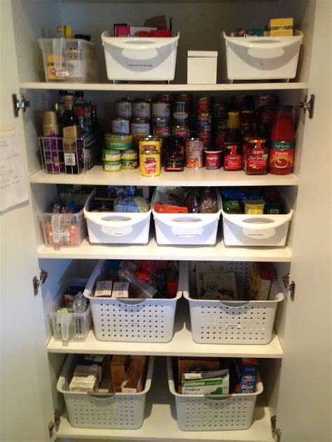 Pantry Organization Solutions by 4 Easy Steps To Kitchen Pantry Organization Improvements