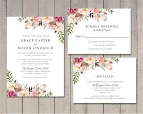 free printable wedding invite templates wedding invitation template 71 free printable word pdf
