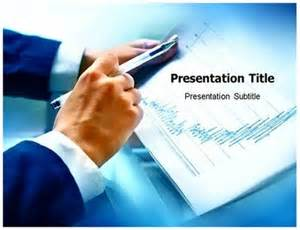 financial planning powerpoint template template