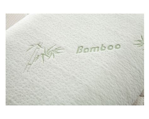 Bamboo Covered Memory Foam Pillow by 29 For A Memory Foam Pillow With Bamboo Cover Buytopia
