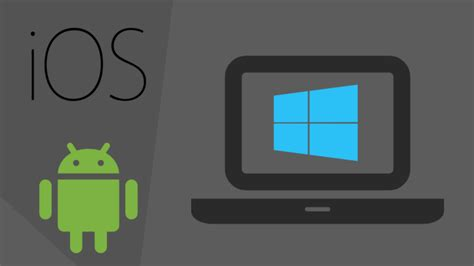 android for windows how to link your android or ios device to windows 10