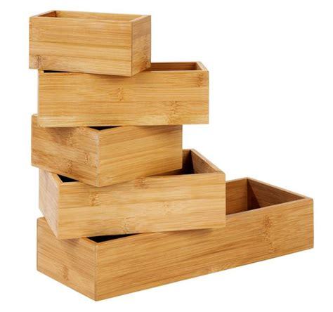 Organisateur De Tiroir Cuisine by Bamboo Organisateur Tiroir Produits Feelgood Pour La