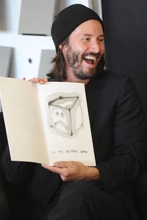 keanu reeves biography book is this the end of sad keanu cameron diaz look a like