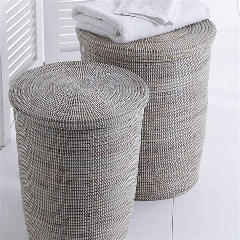 Natural Hand Woven Laundry Baskets Laundry Uk