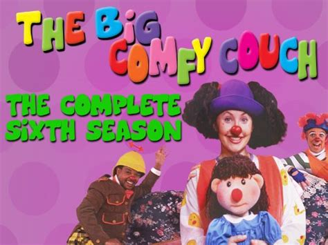 the big comfy couch full episodes big comfy couch episodes tvguide com