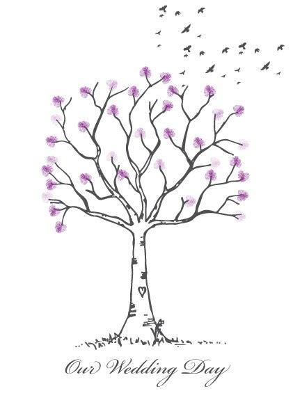 Wedding Tree by Wedding Tree Romantik Make My Day Der Hochzeitsshop