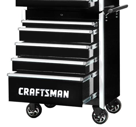 Craftsman Professional Cabinet by Craftsman 27 Quot 5 Drawer Pro Cabinet With Integrated Latch