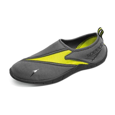 speedo shoes speedo men s surfwalker pro 3 0 water shoes ebay