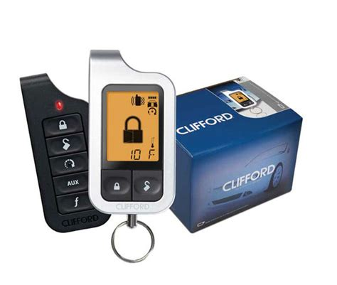 Alarm Clifford Matrix clifford security with remote start autos post