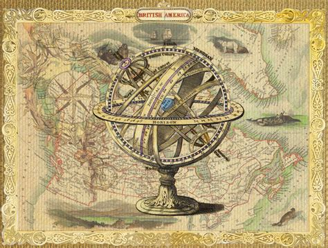 Old map british nautical collage free stock photo public domain pictures