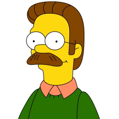 a of flanders flanders simpsons quotes quotesgram