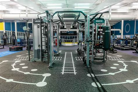 gym  lincoln total fitness