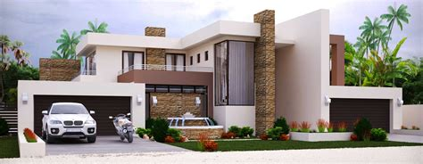 modern house designs floor plans south africa m497d nethouseplans
