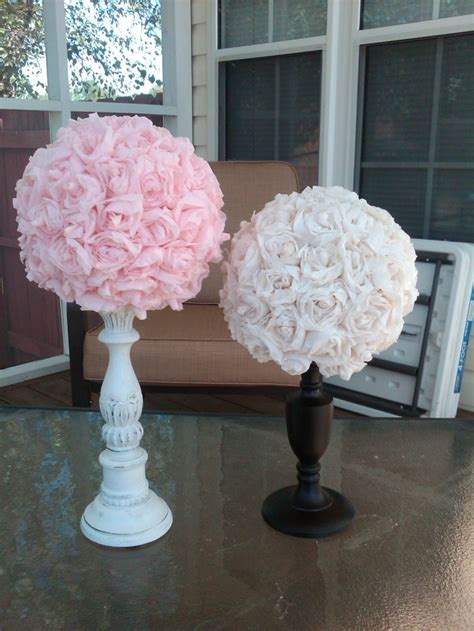 How To Make Tissue Paper Flower Balls - best 25 paper flower ideas on tissue