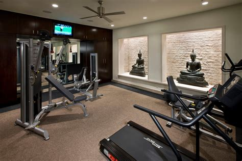 home exercise room decorating ideas watson gym contemporary home gym los angeles