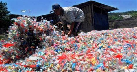 Plastik Semarang foto sah plastik daur ulang di pabelan semarang