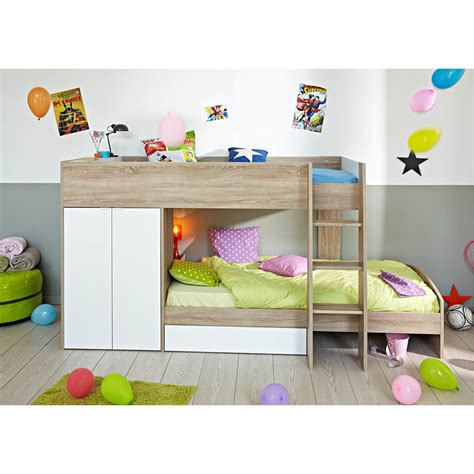 parisot bunk bed parisot stim kids bunk bed kids beds cuckooland