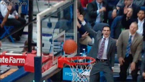 college basketball bench celebration college basketball bench goes crazy celebration gif wifflegif