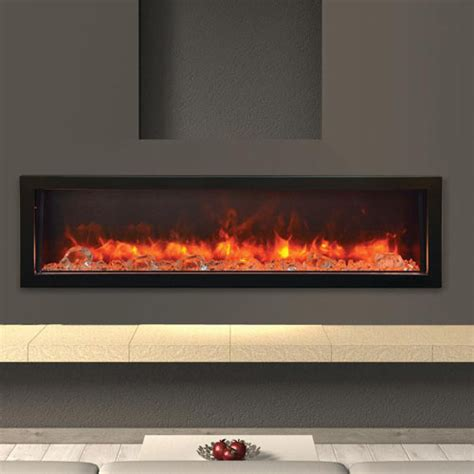 Most Realistic Fireplace by The 5 Most Realistic Electric Fireplaces Gas Log Guys