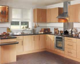 Kitchen Slab Design Kitchen Beech Real Wood Kitchens Birmingham Beech Slab