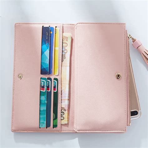 Blackkelly Dompet Clutch Wanita Coklat 1 dompet wanita clutch zipper coin wallet black