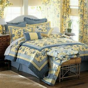 blue and yellow comforter blue yellow comforter quilt set new bedding full 5piece ebay