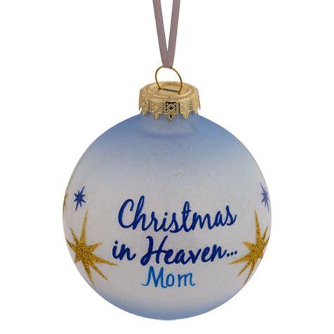 in heaven ornament in heaven memorial ornament for