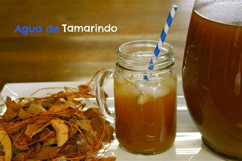 how to make agua de tamarindo tamarind water step by step slideshow