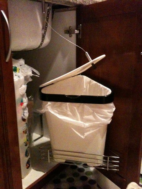Ikea leftover's garbage can with auto open   IKEA Hackers