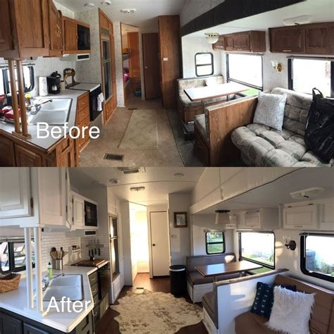 rv remodeling ideas photos best 25 small cer interior ideas on pinterest cer