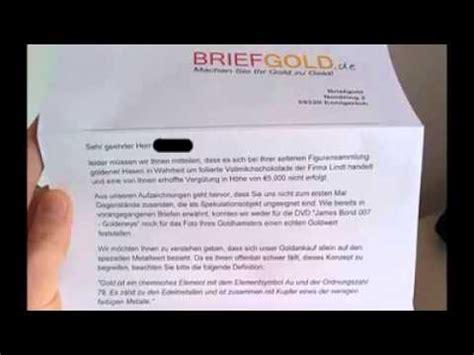 Beschwerdebrief Muster B2 briefgold beschwerdebrief
