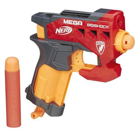 Nerf Bigshock Hasbro upc 630509265176 nerf n strike mega bigshock blaster upcitemdb