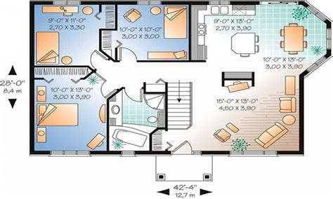 1500 Sq Ft Bungalow Floor Plans by 1500 Sq Ft Ranch House Plans 1500 Sq Ft Floor Plans 1500