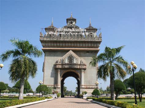 design center vientiane patuxai vientiane laos landolia blog