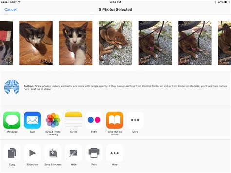 Send More Than 5 Pictures Iphone
