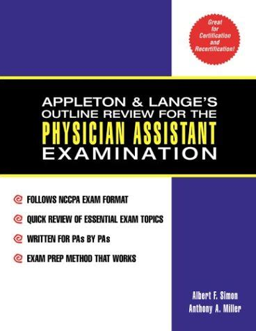 Lange Q A Surgery Fifth Edition lange q a physician assistant examination sixth edition