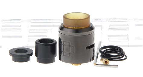 Astro Rda Augvape 22mm 26 05 authentic augvape druga rda rebuildable atomizer version 304