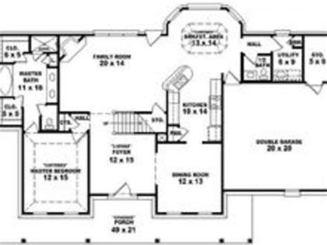 4 bedroom country house plans unique open floor plans rustic open floor plans for ranch
