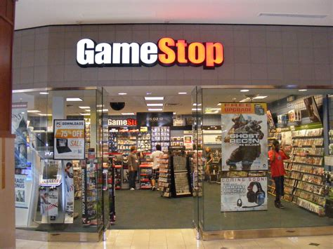 Gamis Shop Gamestop Exec Voices Concern The Dipping Price Of