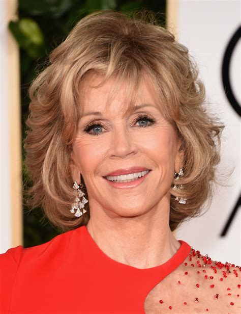 how to cut fonda hairstyle jane fonda short wavy cut jane fonda hair looks