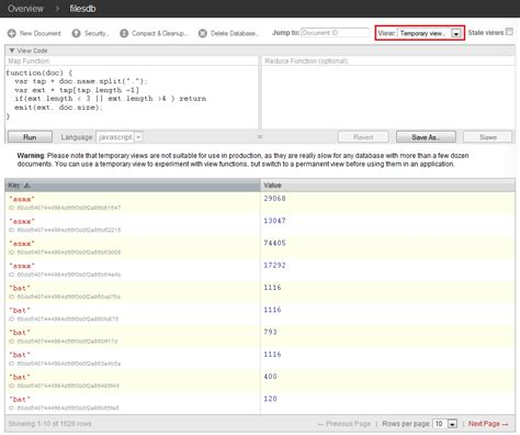 couch database couch db tutorial 28 images jsonpath php couch db