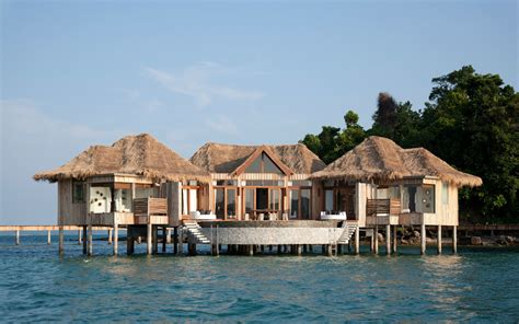 overwater bungalows the best overwater bungalows travel leisure