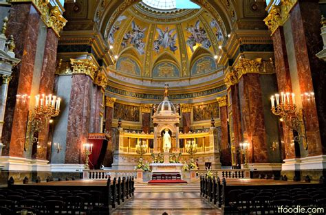 la cupola stephen king the traveling foodie st stephen s basilica budapest