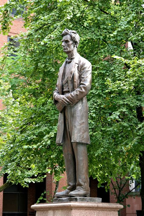abraham lincoln status statues and status lincoln in europe american studies