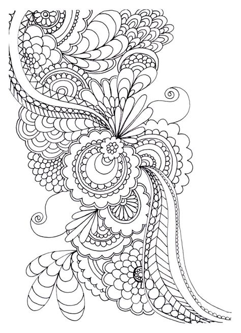 anti stress colouring book printable to print this free coloring page 171 coloring zen anti