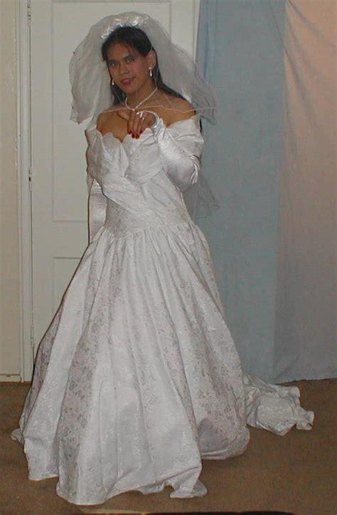 Crossdresser Wedding Dress | best wedding crossdressers in bridal gowns