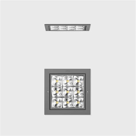 Lu Led Zr led compact downlights for external power supply units 183 bega