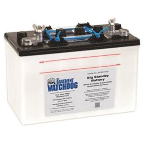 basement watchdog shop basement watchdog plastic battery at lowes