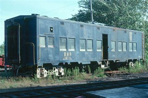 Sleepers Maine by Bar Converted Troop Sleeper The Nerail New