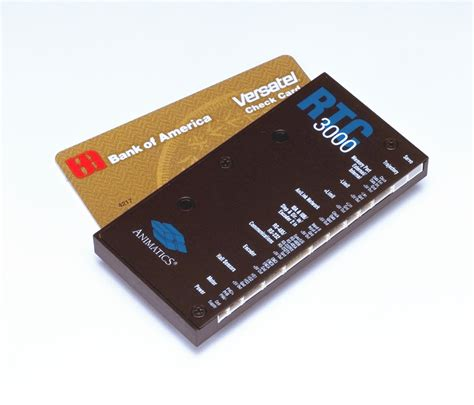 Credit Card Sized by Rtc3000 Credit Card Sized Servo Controller Lifier